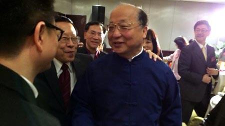 胡志强:我不是非选不可 但台中市非赢不可