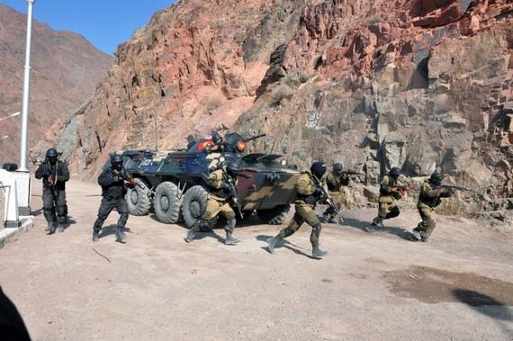多名武装分子在中吉边境被击毙 或是东突分子