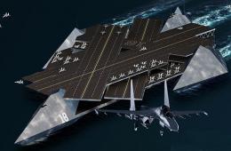 未来航母设计大赛投票进行中
