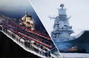 中印水面军舰十年建设成就比较