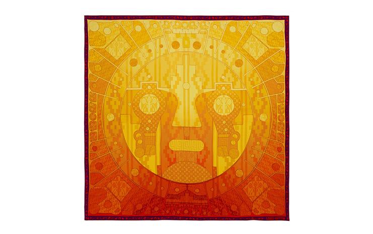 丝巾   艺术家   路易威登   路易威登携手街头艺术家推出...