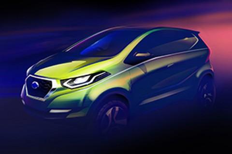 达特桑新概念车官图发布 针对新兴市场高清图片