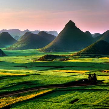 2014中国·罗平(国际)摄影节