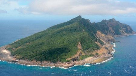 """台当局:""""中华民国""""无法接受日本钓鱼岛主张"""