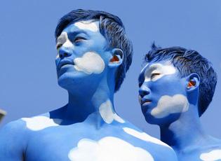 【2013·世界色彩】蓝色篇