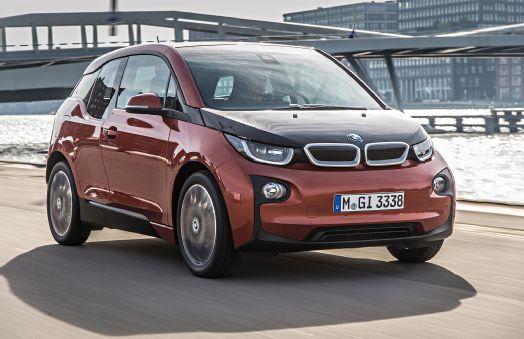 宝马北美总裁:i3电动车价位将与3系相当-宝马i3电动车约合25.5万元 图片