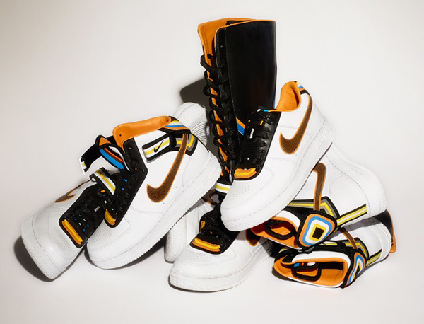 纪梵希设计总监携手耐克打造经典款运动鞋