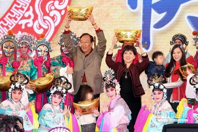 鸿海董事长郭台铭:每逢甲午年都有大事发生