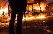 纪实摄影:直击乌克兰示威游行现场