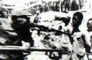 日军用中国俘虏进行刺杀训练