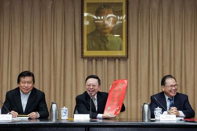王郁琦:马英九对访问大陆没有交代特殊任务