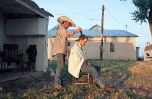 人像摄影:不一样的牛仔