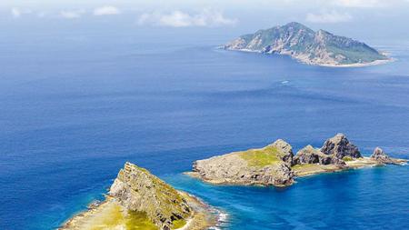 """日本修教科书称钓鱼岛""""固有领土"""" 台方严正抗议"""