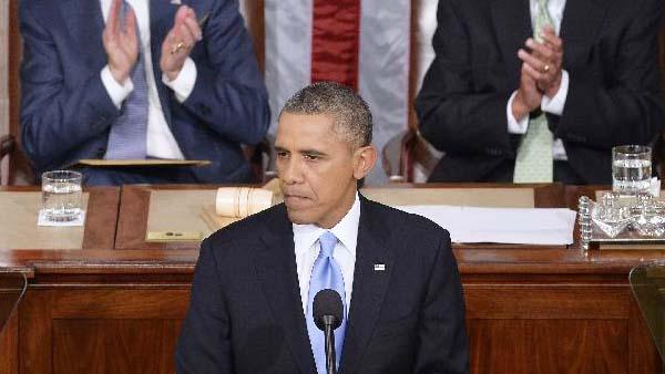 社评:奥巴马自我表扬何必非要贬中国