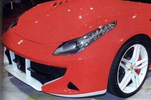 法拉利SP FFX定制版 采用特殊制动系统