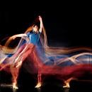 芭蕾舞者转行摄影师作品走红