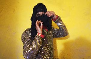 人像摄影:阿拉伯的遇见