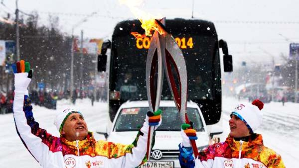 社评:西方打压索契冬奥会令中国人警醒