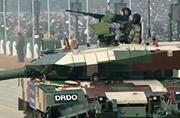 印重金打造增强版阿琼MKII坦克