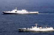 南海舰队在印度洋掀起军演高潮