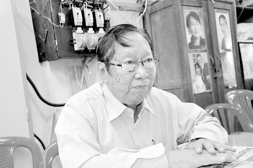 吴年温:缅甸与中国息息相关