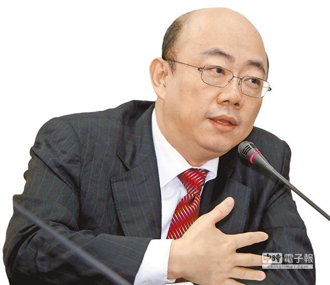 郭正亮:民进党陷入台湾史观与两岸转型矛盾