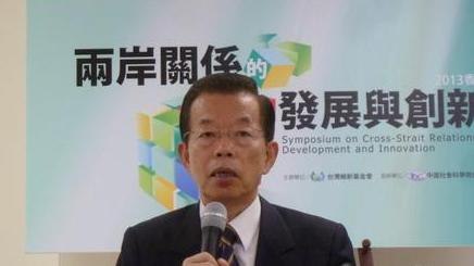 谢长廷:若当选民进党主席 不怕名誉受损愿再访陆