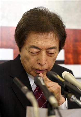 舛添要一胜选东京都知事 小泉或与安倍决裂