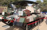 印度奇葩敞篷式自行火炮要出口