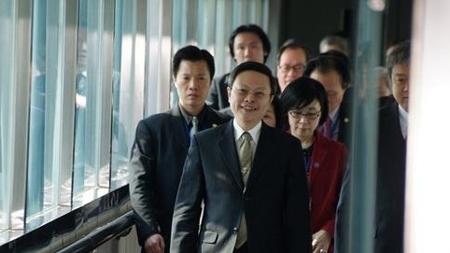 台陆委会:王郁琦参访大陆并未规划签署文件