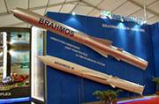 印度推出mini版布拉莫斯导弹