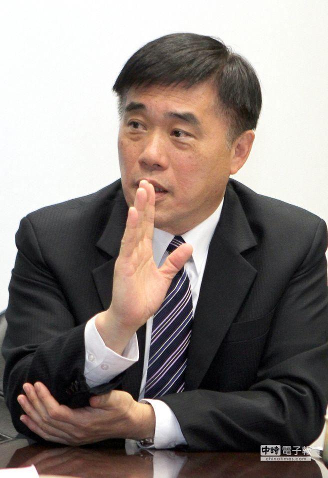郝龙斌:国民党七合一选输 马英九应下台负责