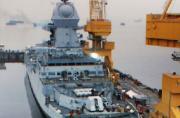 印度国产神盾舰就要入役海军
