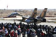 伊朗F-14最新曝光依旧老当益壮