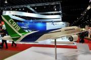 中国C919、ARJ21亮相新加坡航展