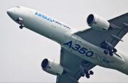 空客新机腾飞新加坡成全场焦点