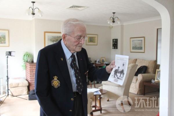 英国二战老兵:日本右倾,世界不能熟视无睹