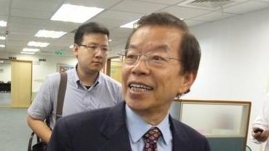 """谢长廷:选党主席是对民进党""""恨铁不成钢"""""""