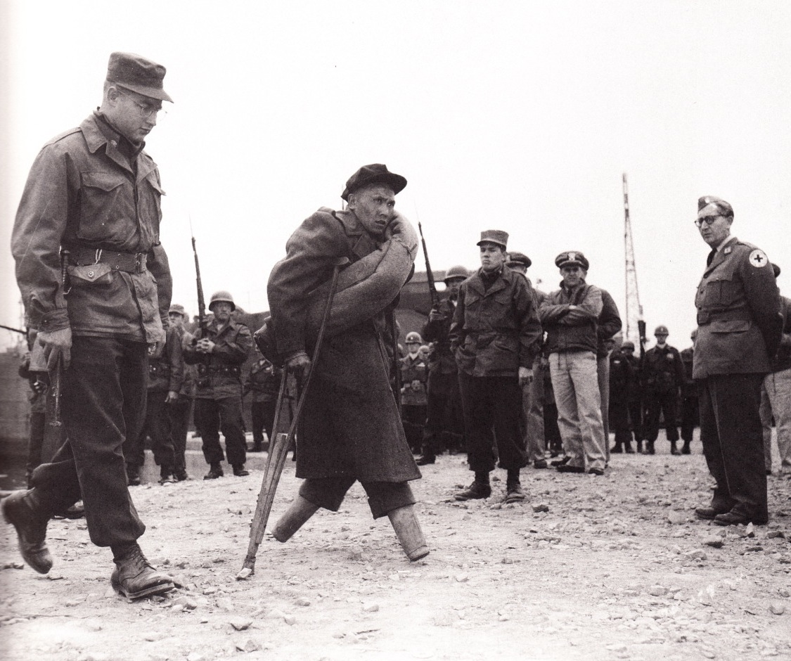 祖国,我从朝鲜战场回来了