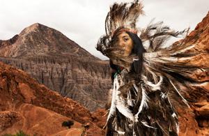 人像摄影:阿根廷原住民
