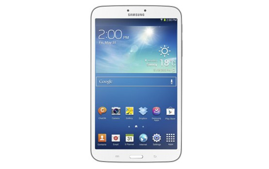 三星Galaxy Tab 4平板曝光