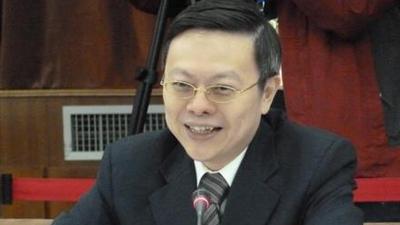 """台陆委会负责人王郁琦:两岸关系非""""国与国"""""""