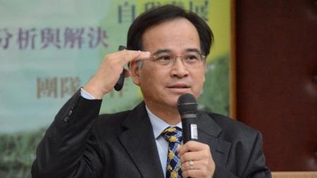 """苏焕智:谢长廷""""宪法各表""""是否""""一中""""?"""
