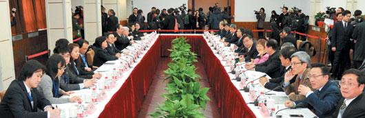 陆学者:王郁琦应积极推动恢复国统纲领与国统会