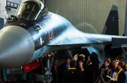 俄在中国东北对面部署12架苏35