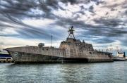 美国军迷有福可以登科幻三体舰