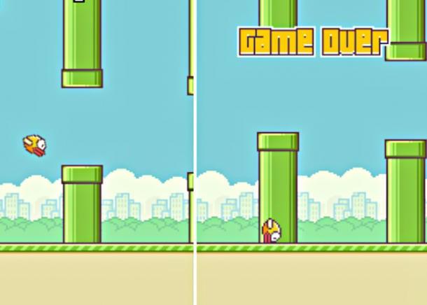 苹果、谷歌封杀山寨版《Flappy Bird》游戏