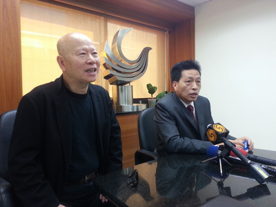 """许信良:民进党主席选举就是""""总统""""提名战"""
