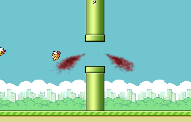 Flappy Bird流行引发的游戏分享经济