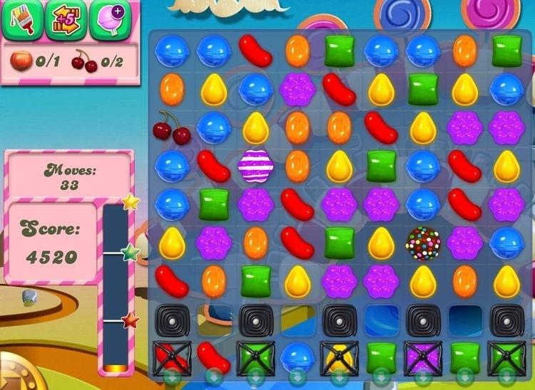 消除游戏Candy Crush爆红 开发商趁热打铁欲上市